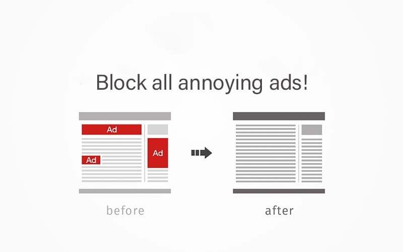 Adblock or Adblock Plus