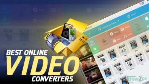 5 Best Online Video Converter for 2018