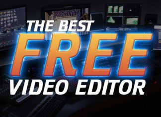 Best Free Video Editing Software of 2018