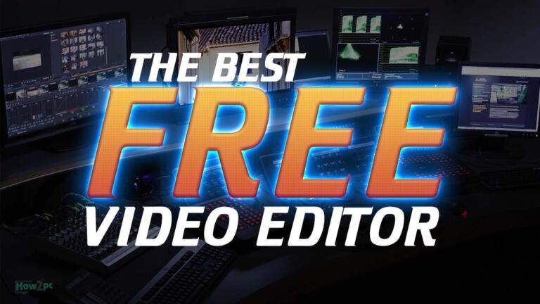 7 Best Free Video Editing Software