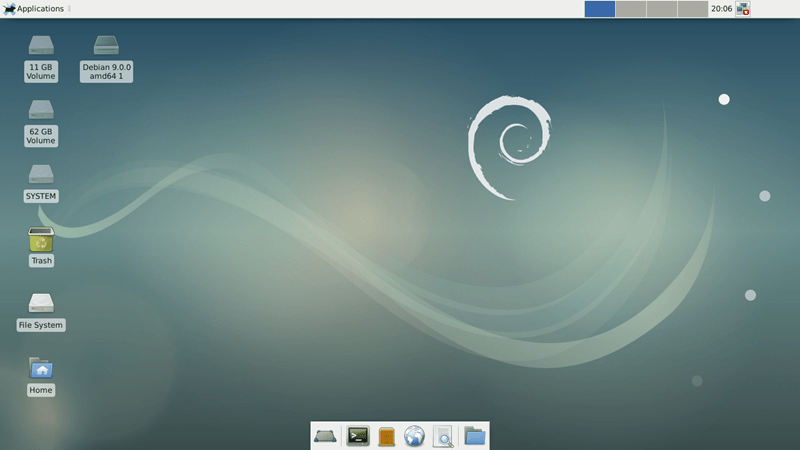 Debian-best linux distro