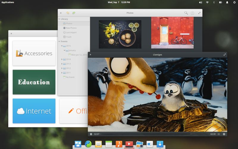 Elementary OS-best linux distro