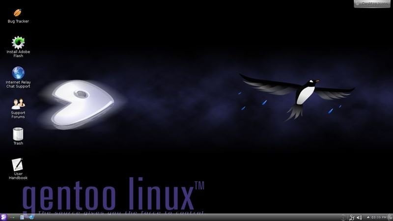 Gentoo-best linux distro