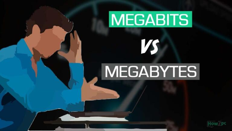 Megabits vs. Megabytes: What's the Difference Between Mbps and MBps?