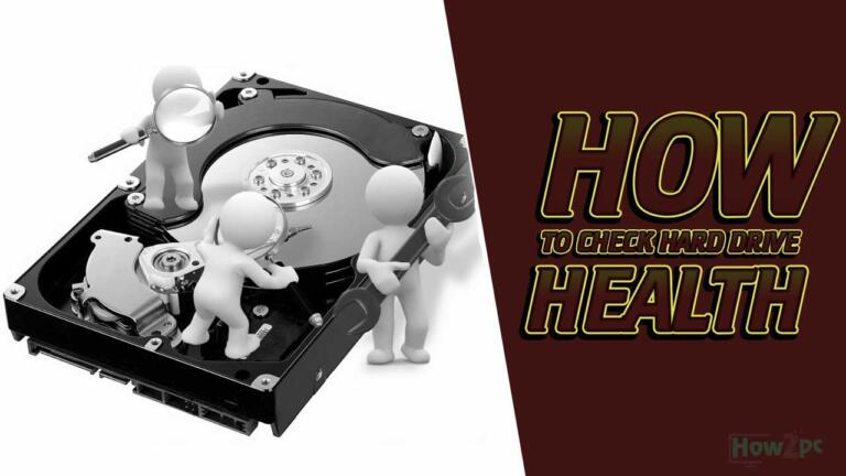 4 Best Tools To Check Hard Drive Health