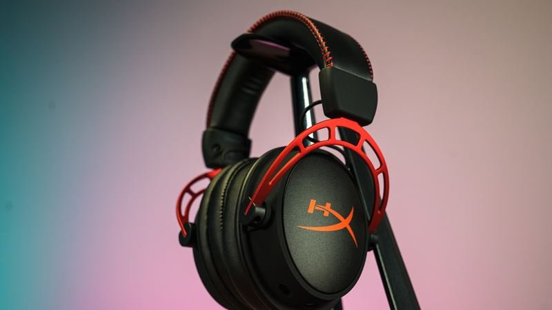 HyperX Cloud Alpha best pc gaming headset