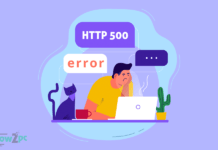 HTTP Error 500 Explained And How To Fix 500 Internal Server Error
