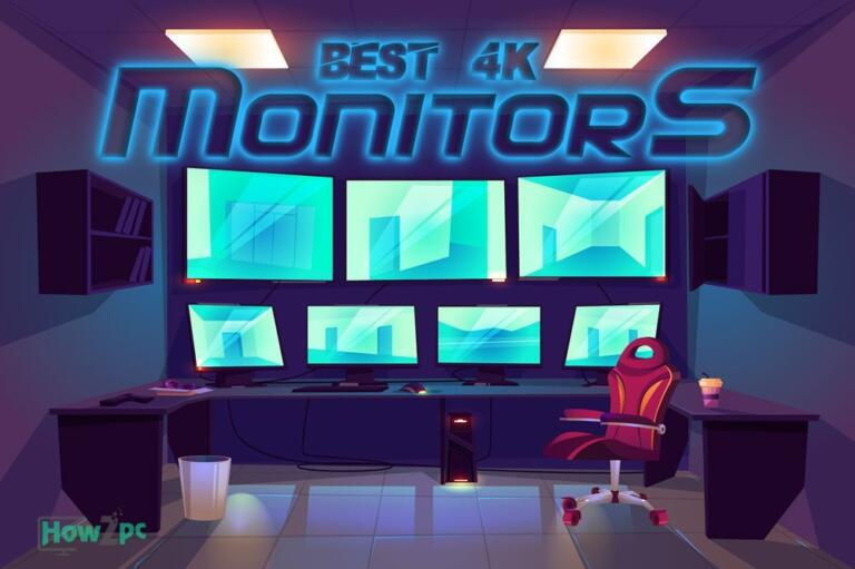 The 9 Best 4K Monitors for 2019
