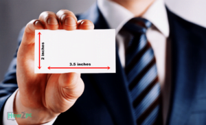 The Ideal Business Card Size, Dimensions & Specifications