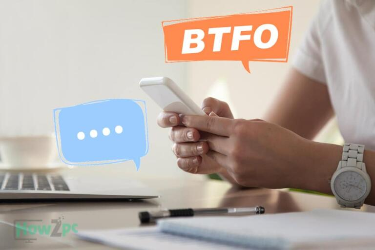 What Does BTFO Mean? And How You Should Use It