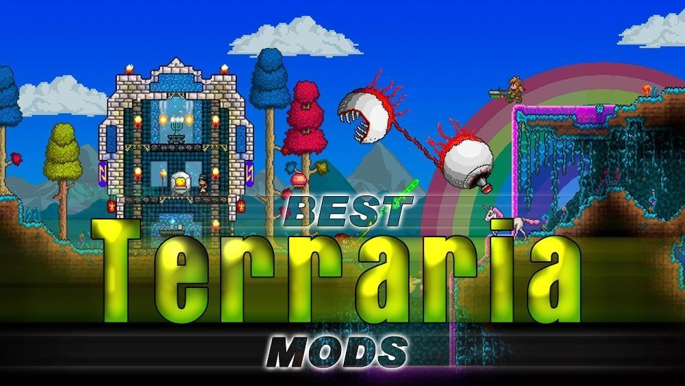 Best Terraria Mods