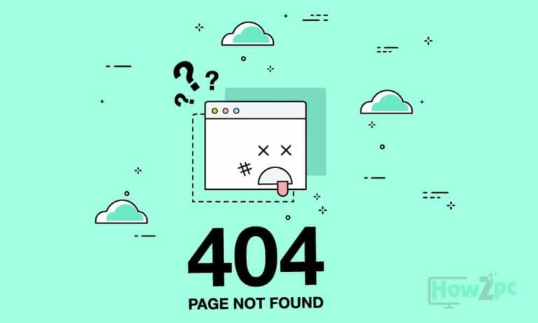 What is an Error 404?