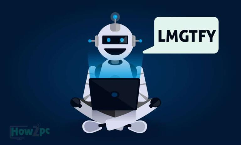 What Does LMGTFY Mean? And How You Should Use it
