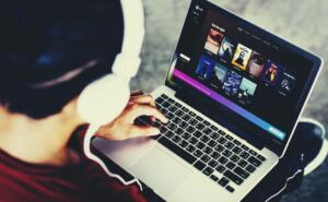 how to use Spotify web player