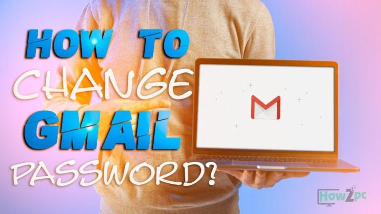 How to Change Gmail Password on PC and Android
