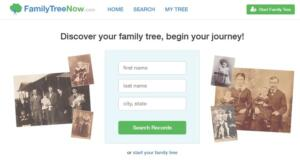 What is Family Tree Now?