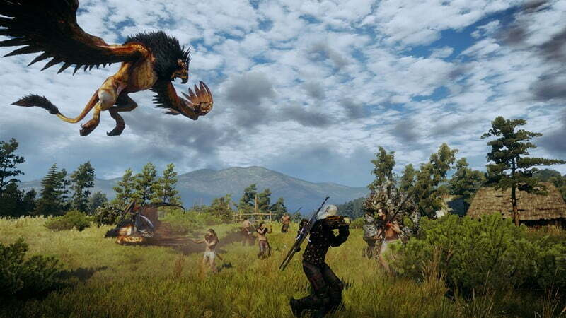 Random Encounters - Best Witcher 3 Mods