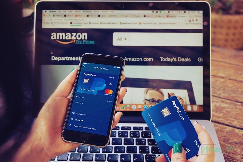 Can You Use PayPal on Amazon