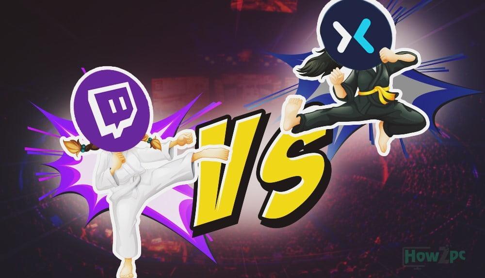 Mixer vs Twitch