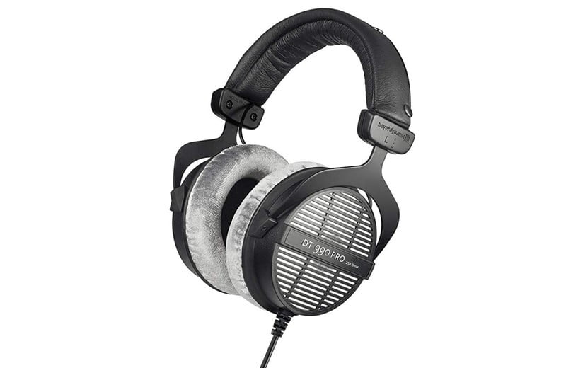 Beyerdynamic DT 990 Pro - Best Open Back Headphones Under 200