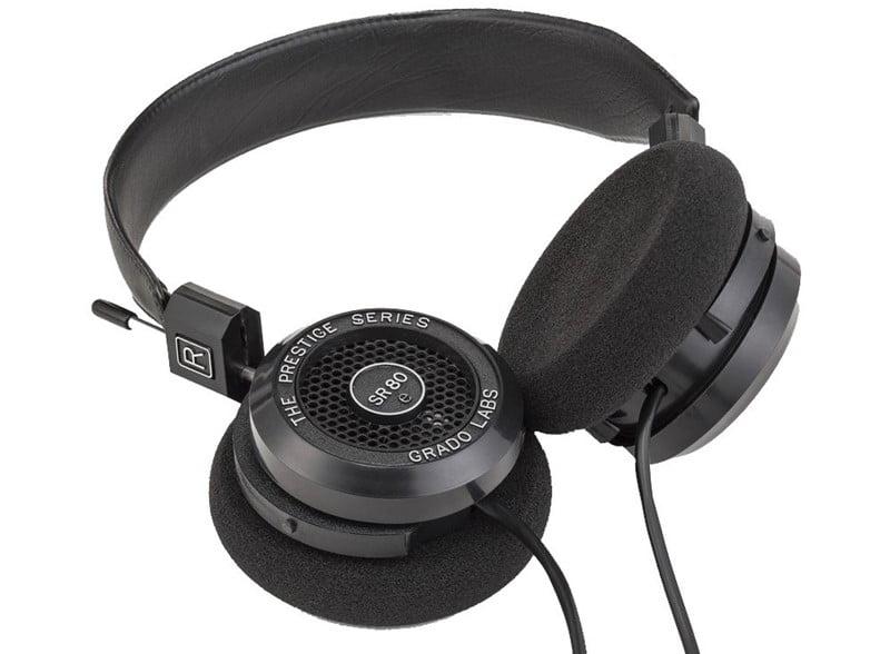 Grado Sr80e - Best Open Back Headphones Under 100