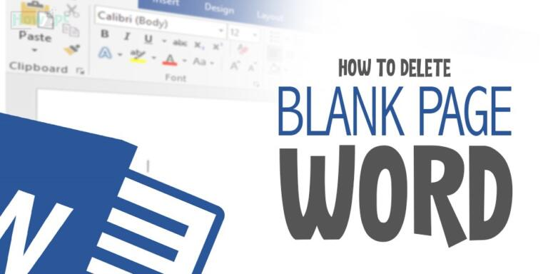 How to Delete a Page in Word on Windows and Mac