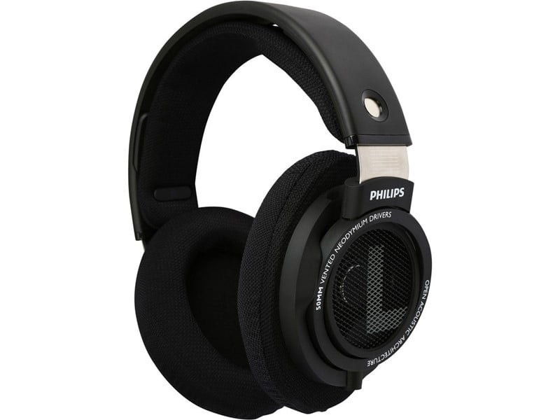 Philips SHP9500 - Best Budget Open Back Headphones