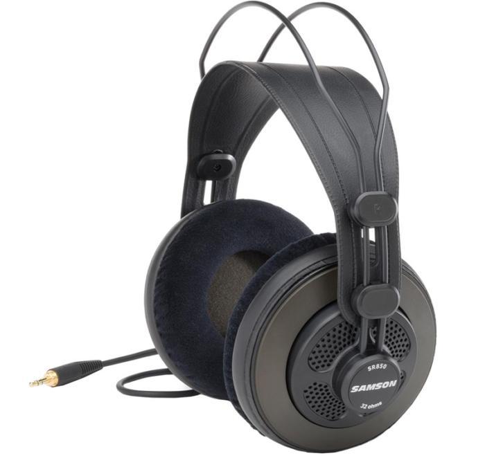 Samson SR850 - The Best Open Back Headphones for Gaming Under 50