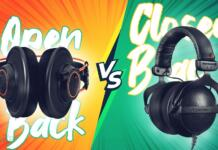 Open Back vs Closed Back Headphones