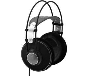 AKG K612 Pro - The Best Open Back Headphones for Gaming Under 200