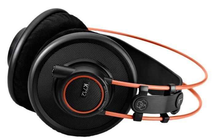 AKG K712 Pro - Overall The Best Open Back Headphones for Gaming