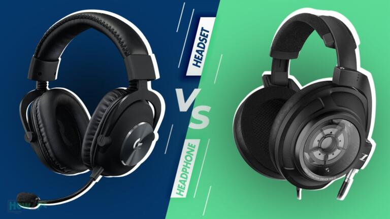 Headset vs Headphones: Which is Better for Gaming?