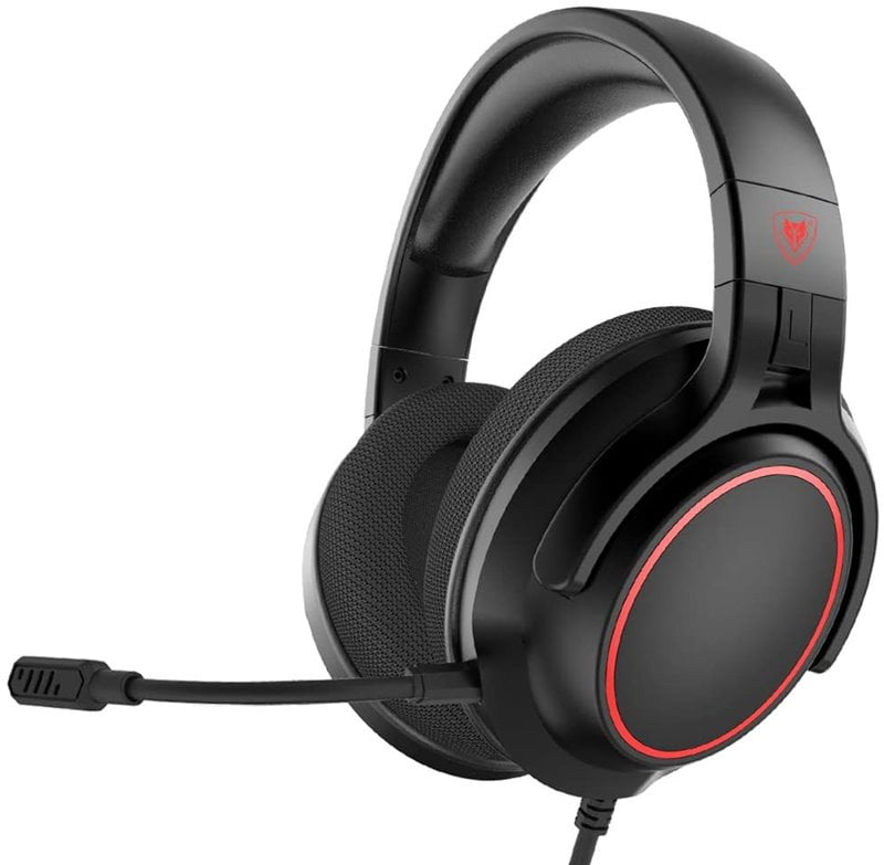 NUBWO N20 - Best Breathable Gaming Headset Under 50