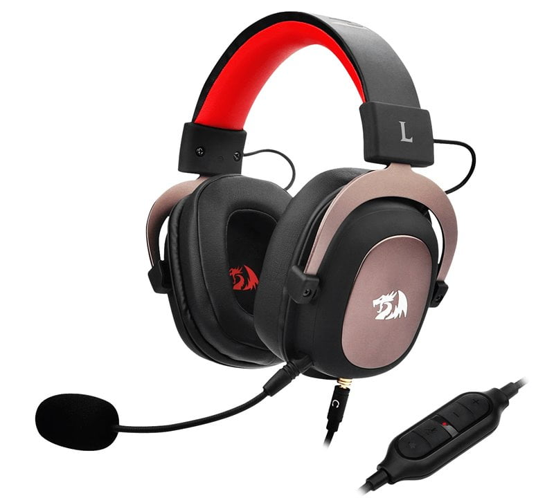 Redragon H510 Zeus - Best Headset Under 50 for Competitive Games