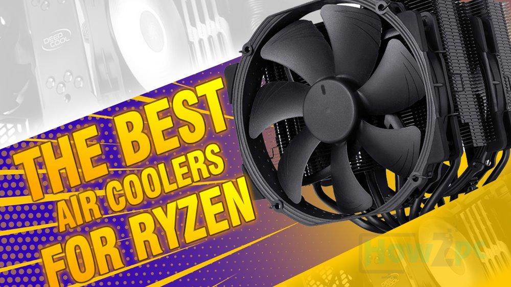 Best Air Cooler for Ryzen