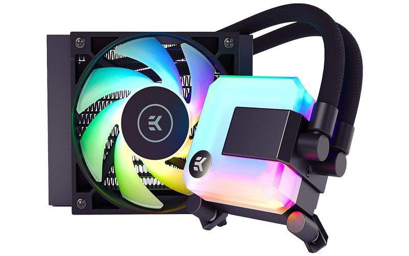 EK-AIO 120 D-RGB - EK-AIO 120 D-RGB - Best 120mm AIO Cooler