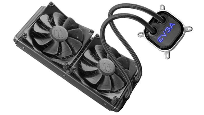 EVGA CLC 280 RGB - Best Liquid CPU Cooler Alternative