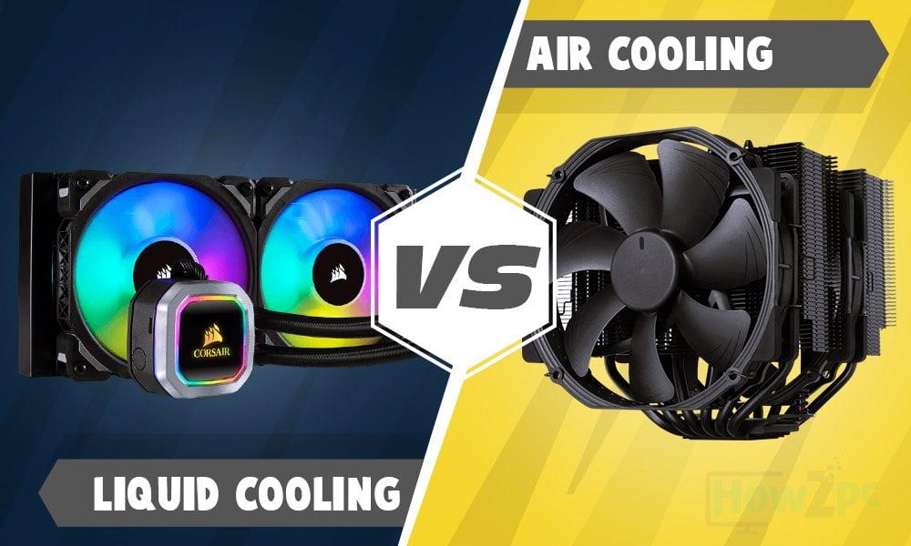 Liquid Cooling vs Air Cooling