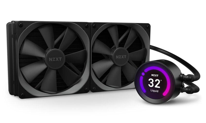 NZXT Kraken Z63 - Overall The Best Liquid Cooler for Ryzen