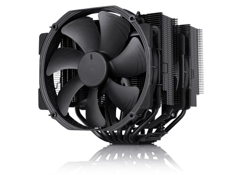 Noctua NH-D15 Chromax.Black - Overall The Best Air Cooler for Ryzen CPUs