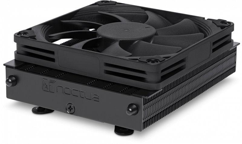 Noctua NH-L9a-AM4 Chromax Black - Best Low Profile CPU Cooler