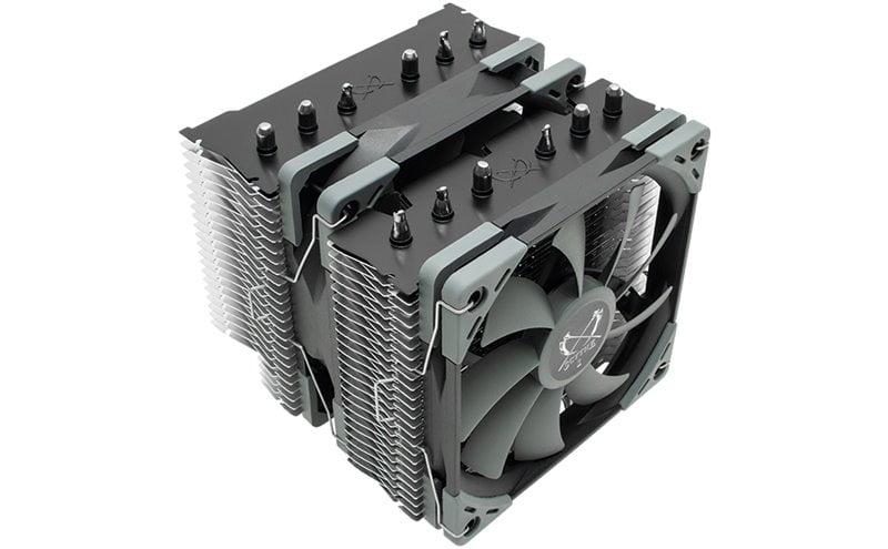 Scythe Fuma 2 - Best Air Cooler for Ryzen 7 CPUs