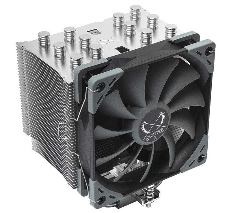 Scythe Mugen 5 Rev.B - Best Air Cooler for Ryzen 5 CPUs