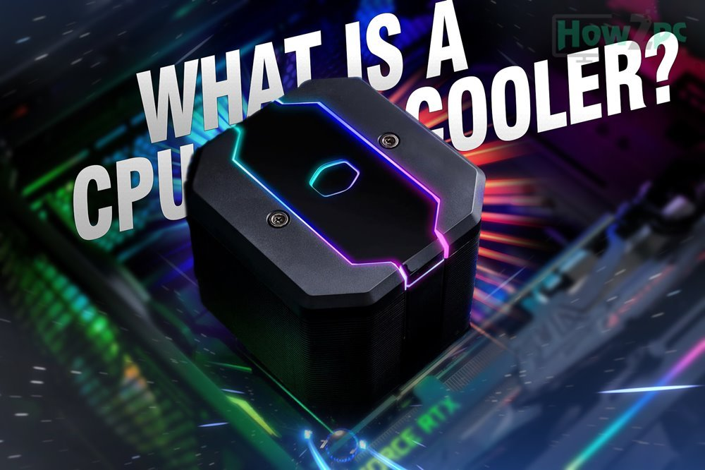 What is a CPU Cooler