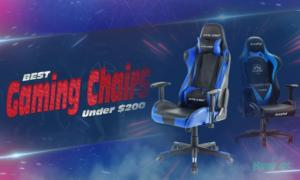 Best Gaming Chairs Under $200 – Ultimate Buyer's Guide