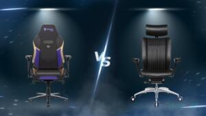 gaming chairs vs office chairs