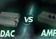 Amp vs DAC