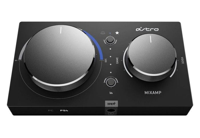 Astro MixAmp Pro TR - Best DAC Amp for Console Gaming