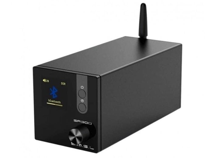 SMSL SA300 - Best DAC Amp Combo for Speakers