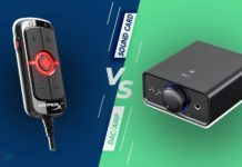 Sound Card vs DAC/Amp